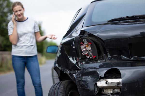 Qué significa soñar con un accidente de coche
