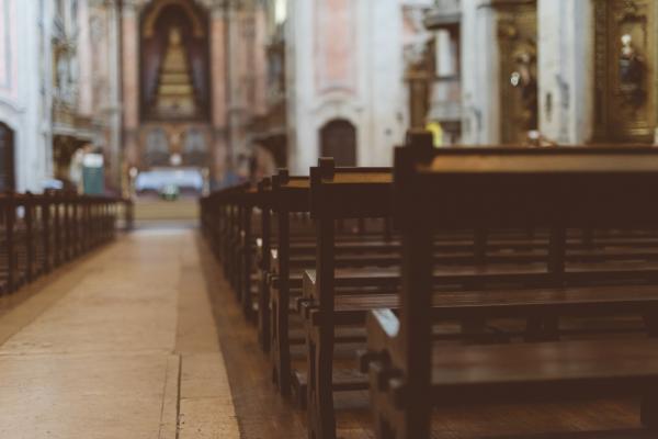Qué significa soñar con una iglesia